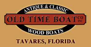 Old Time Boat Co., Inc ~ Services